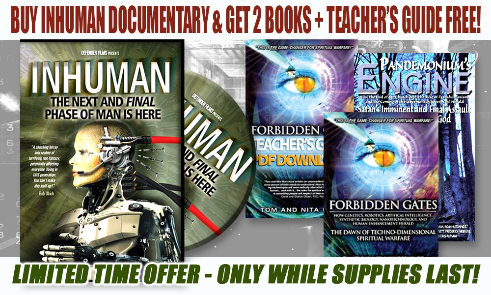 FREE BOOKS WITH NEW DOCUMENTARY