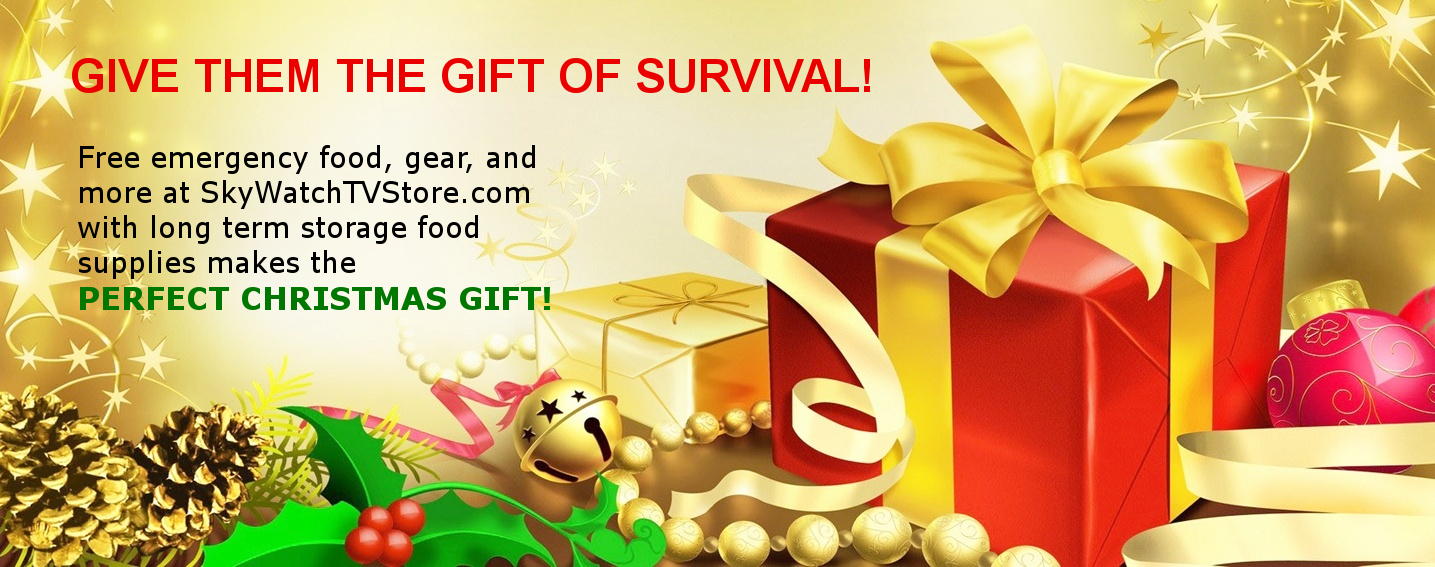 GIVE THEM THE GIFT OF SURVIVAL!