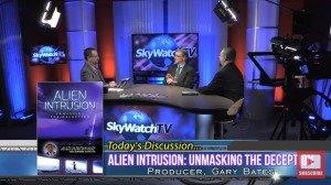 Gary Bates - Alien Intrusion