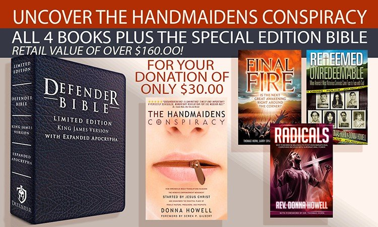 "FREE! NEW LIMITED-EDITION COLLECTOR'S BIBLE WITH ""EXPANDED APOCRYPHA"" PLUS MORE FREE BOOKS!!"