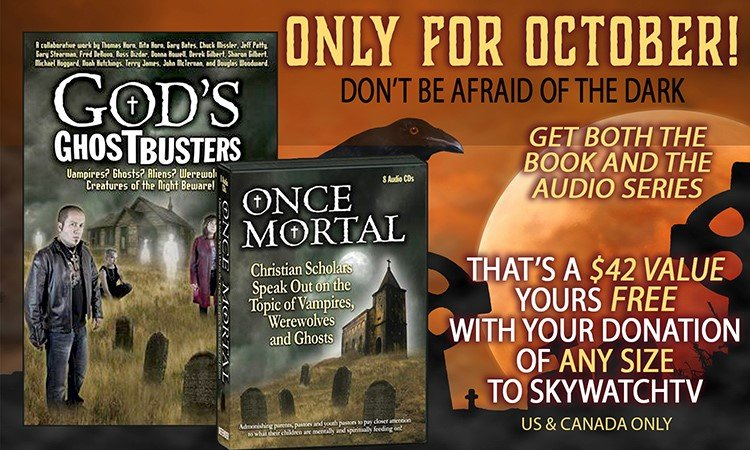 LAST CHANCE TO GET THE FREE SUPERNATURAL BOOK & AUDIO SET FOR ANY DONATION!