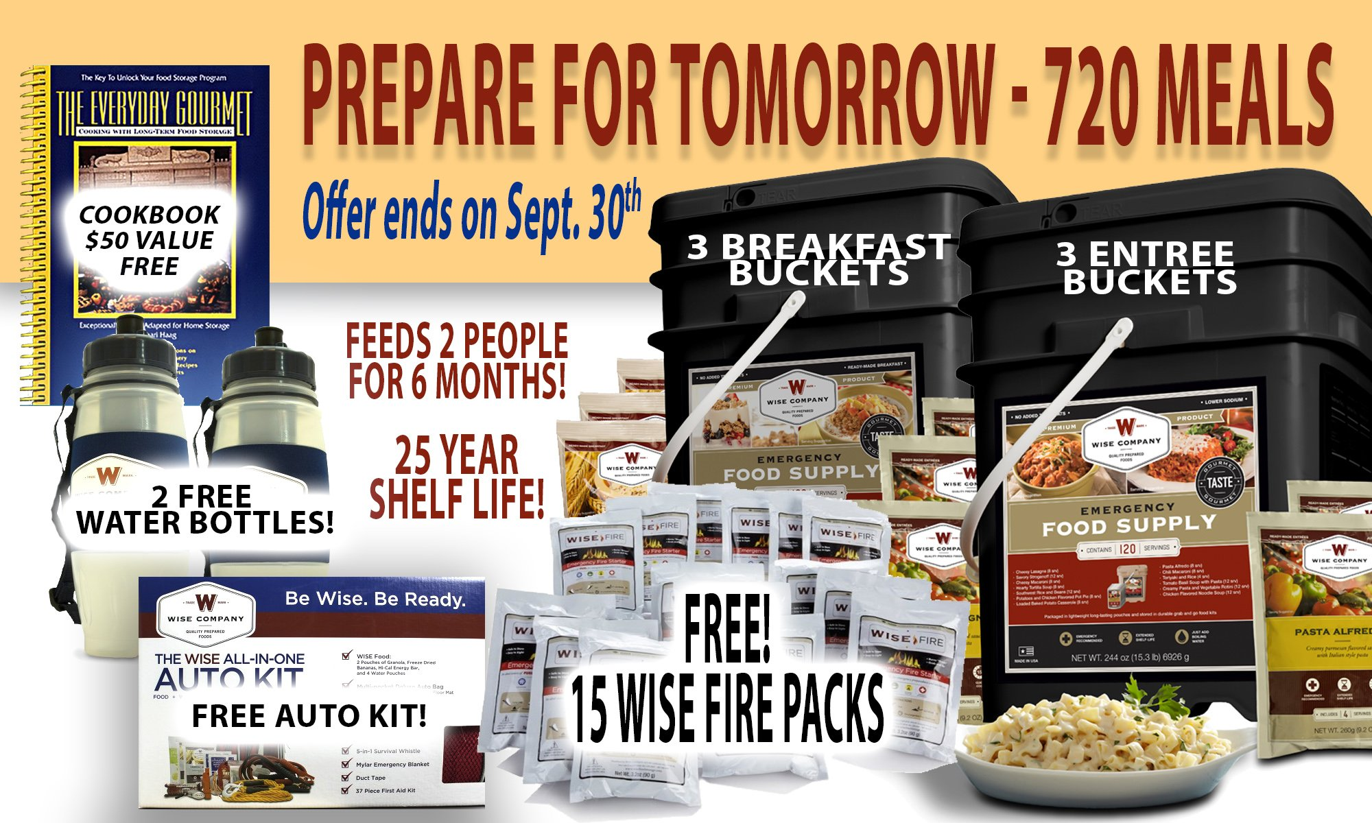Emergency Preparedness Month Super Giveaway At SkyWatch TV!
