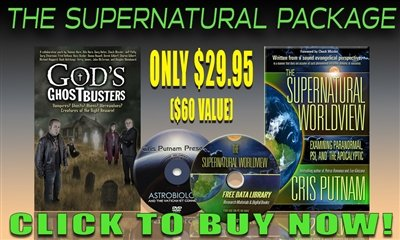 WATCH THE PROGRAMS AND GET THE SUPERNATURAL PACKAGE SHOW SPECIAL!!