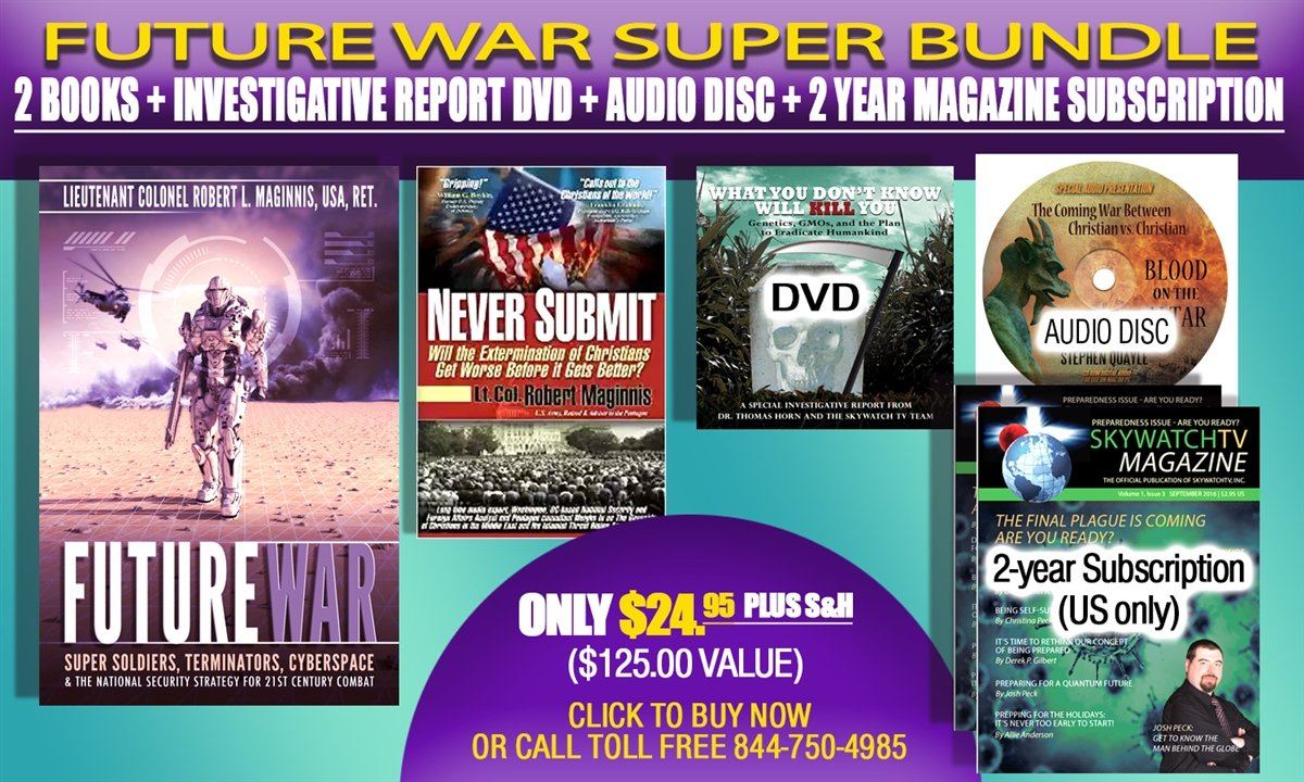 Future War Special Offer