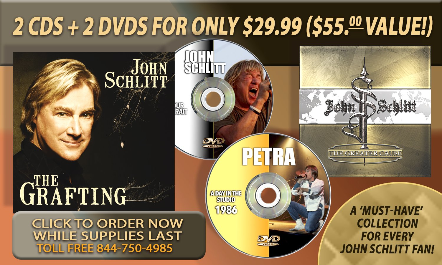 SKYWATCH EXCLUSIVE! THE JOHN SCHLITT PROGRAM SPECIAL!
