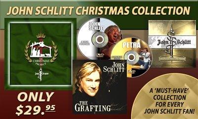 The John Schlitt Christmas Collection
