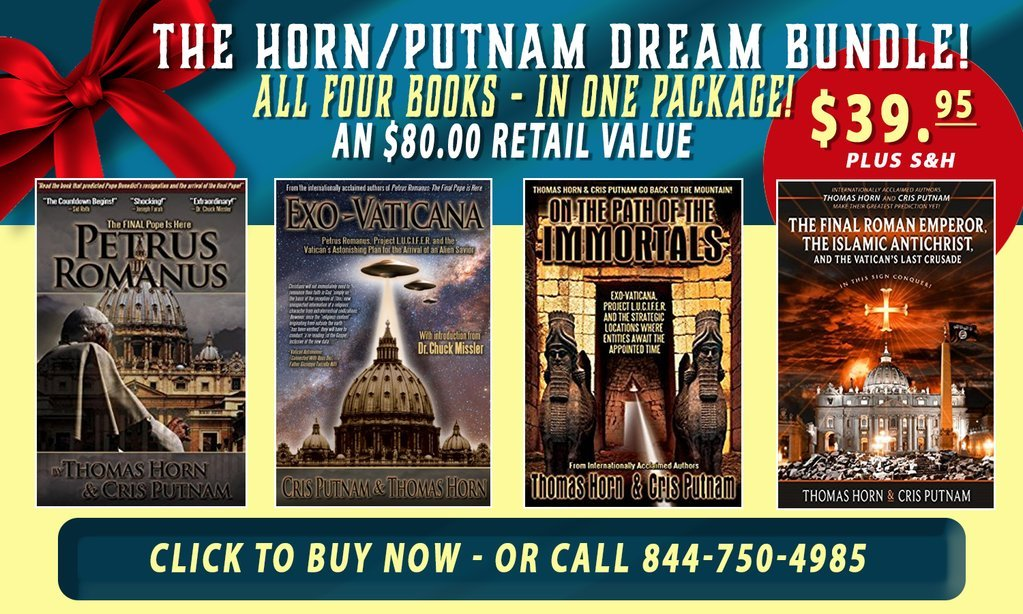 """FREE! RECEIVE """"PETRUS ROMANUS"""" PLUS MORE BOOKS FREE IN LIMITED TIME COLLECTION!"""