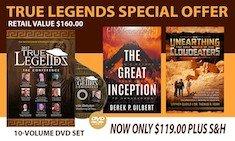 True Legends DVD offer