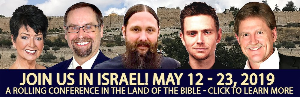 SkyWatchTV Wars of the Gods Tour of Israel