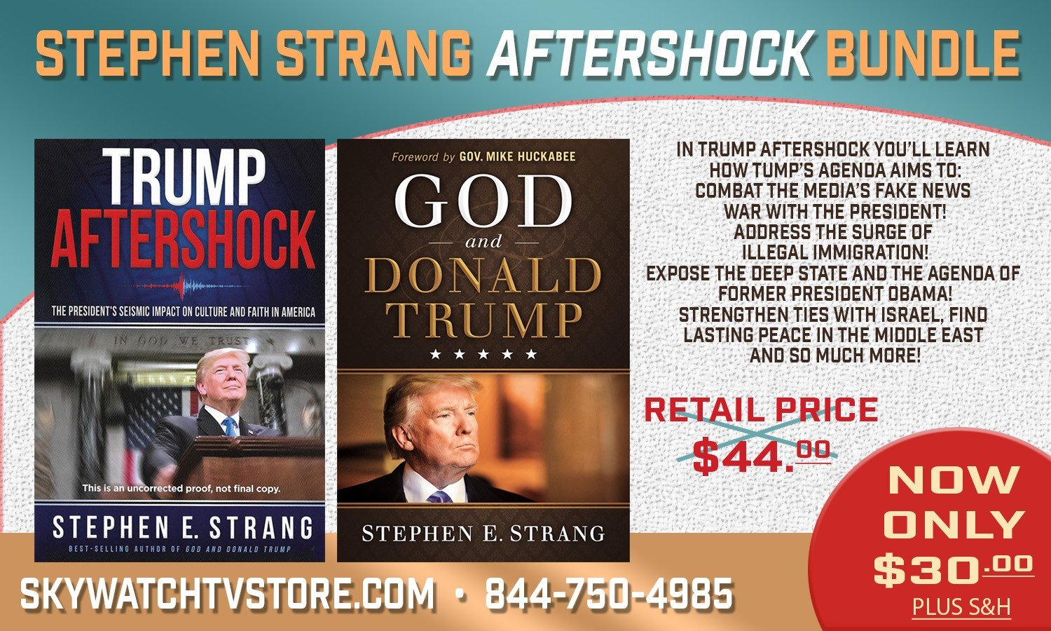 Trump Aftershock Bundle