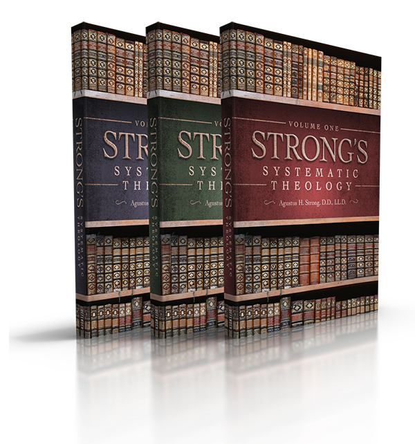FREE 3-VOLUME SYSTEMATIC THEOLOGY PLUS MORE GIFTS FOR YOU!