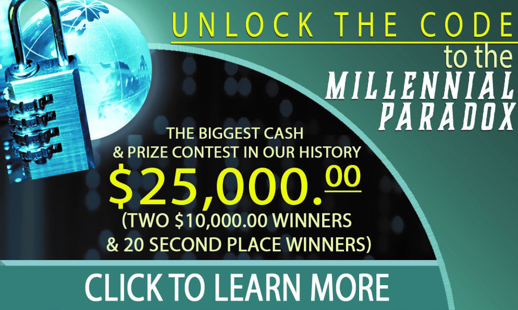 THE BIGGEST CASH GIVEAWAY IN OUR HISTORY! TWO $10,000.00 WINNERS PLUS 20 MORE!