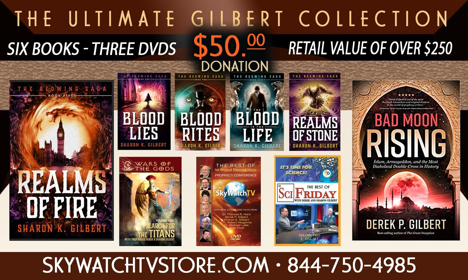 Ultimate Gilbert Collection
