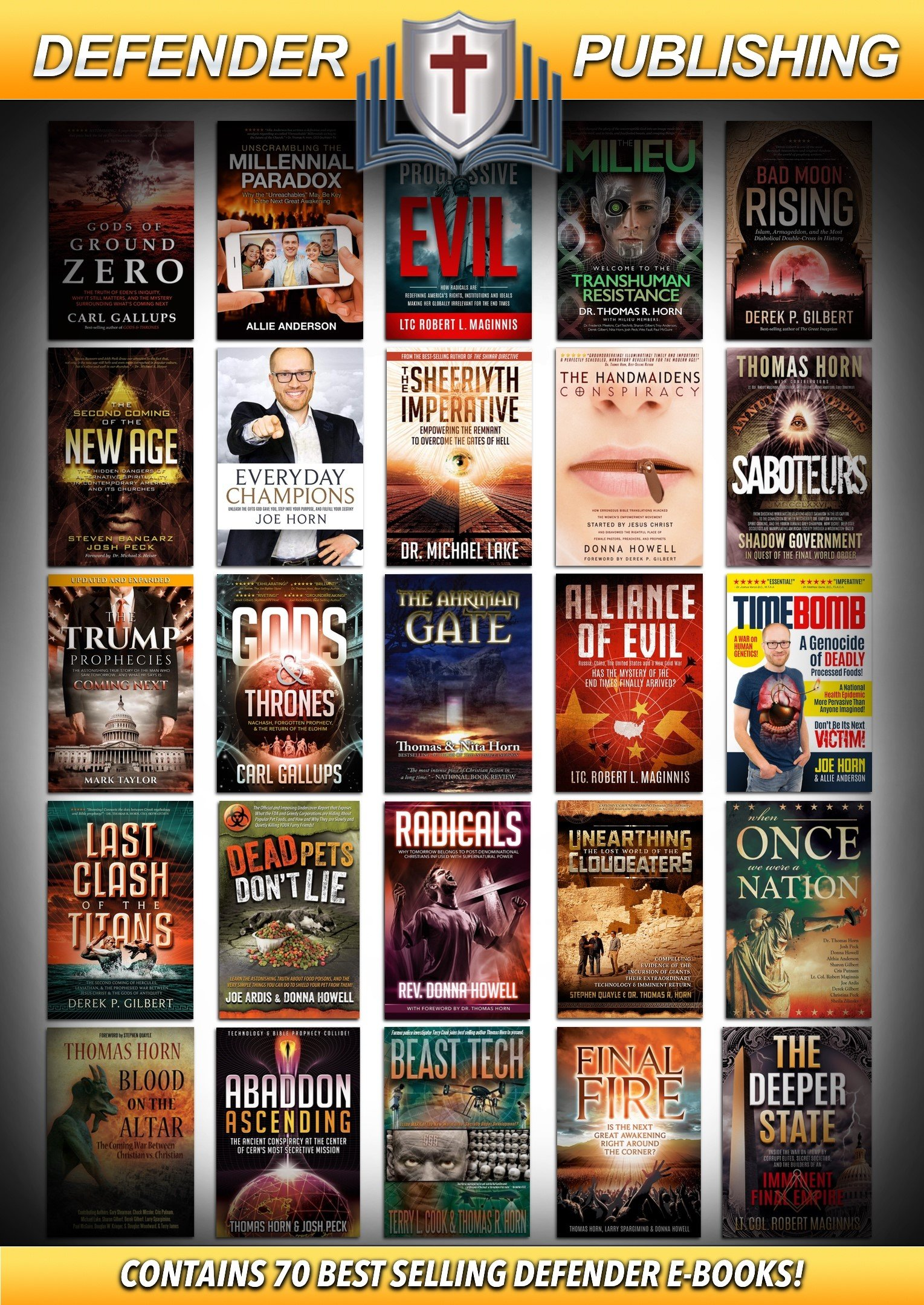 FREE!!!   GET DOZENS OF FREE BOOKS TO READ AND VIDEOS TO WATCH WHILE SHELTERING IN PLACE!