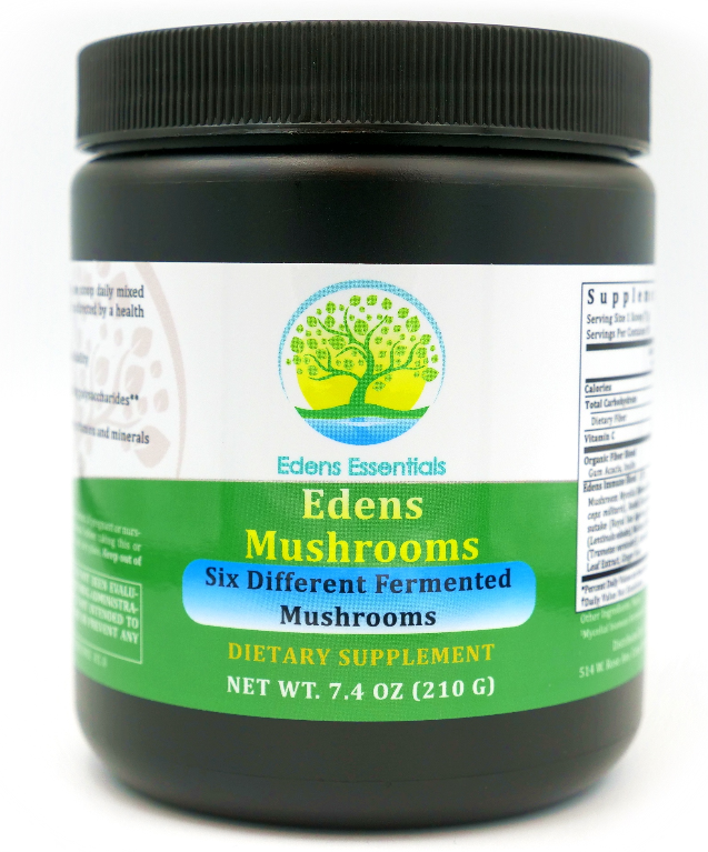 OVER 100 GOV & UNIVERSITY STUDIES RECOMMEND FERMENTED MUSHROOMS TO SUPERCHARGE IMMUNITY AGAINST VIRAL INFECTION!