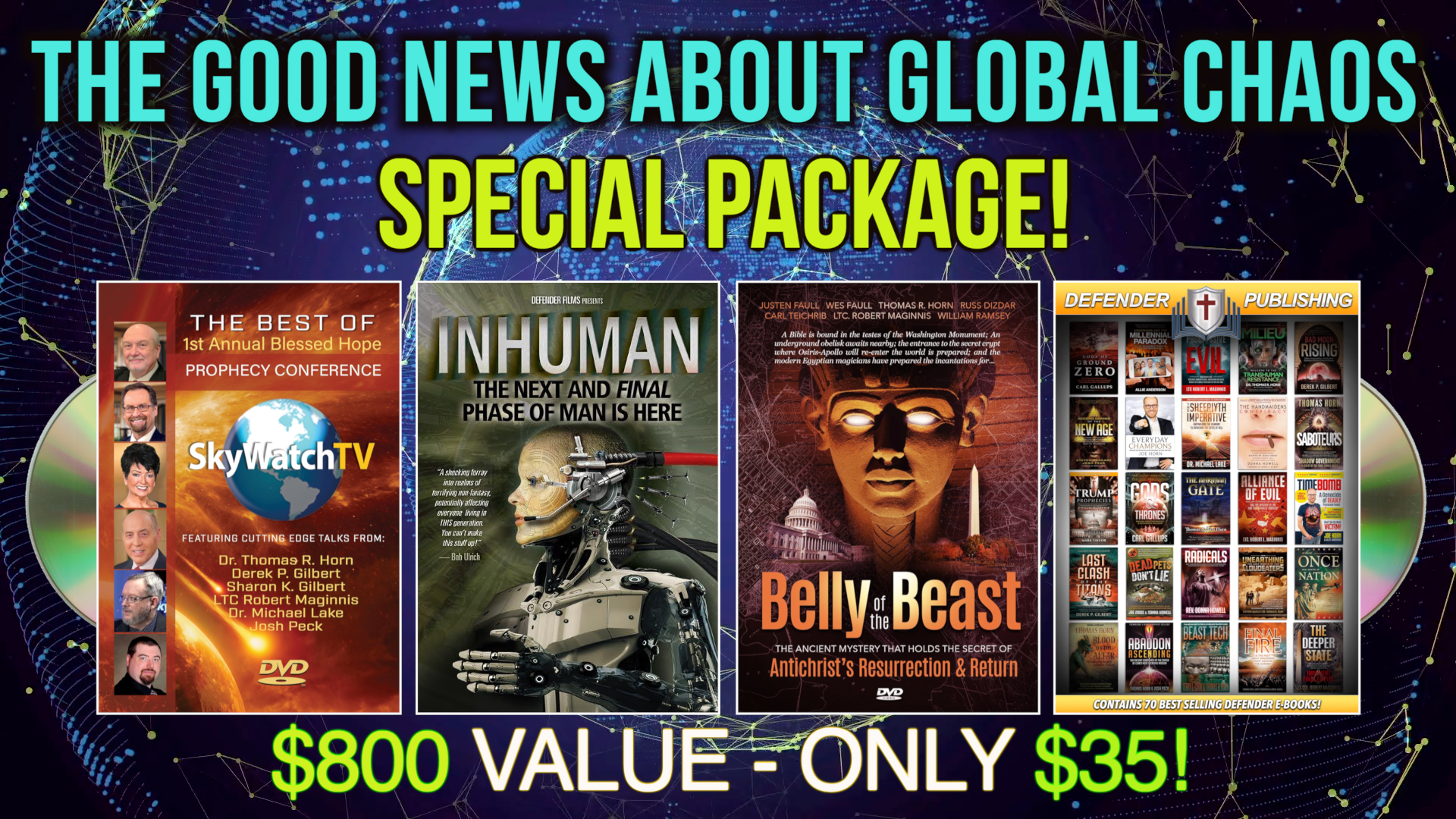 "FREE! GET THE BESTSELLING DOCUMENTARY ""BELLY OF THE BEAST"" FREE IN OFFER FOR LIMITED TIME!"